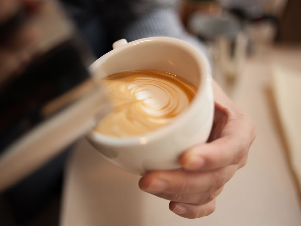 Become a coffee barista