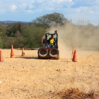 Dumper Truck Racing