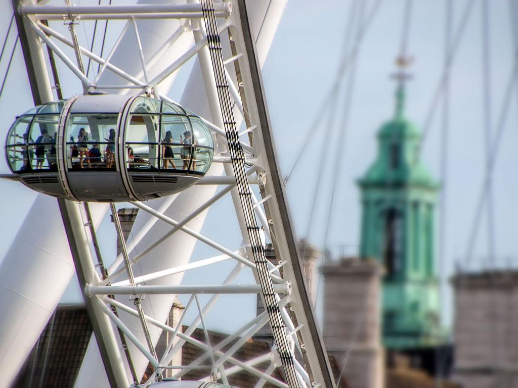 London Eye capsule