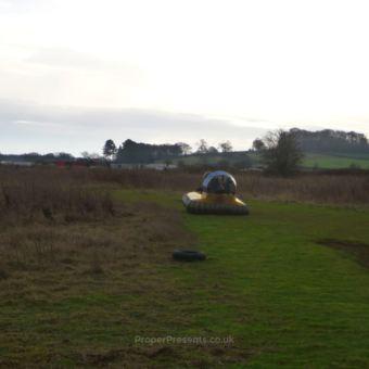 Racing a Hovercraft