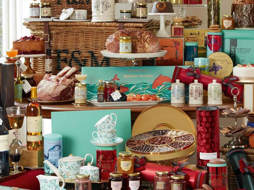 Fortnum & Mason's The Imperial Hamper