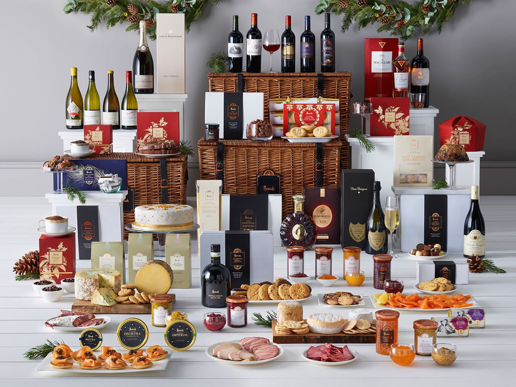 Harrods' The Ultimate Hamper