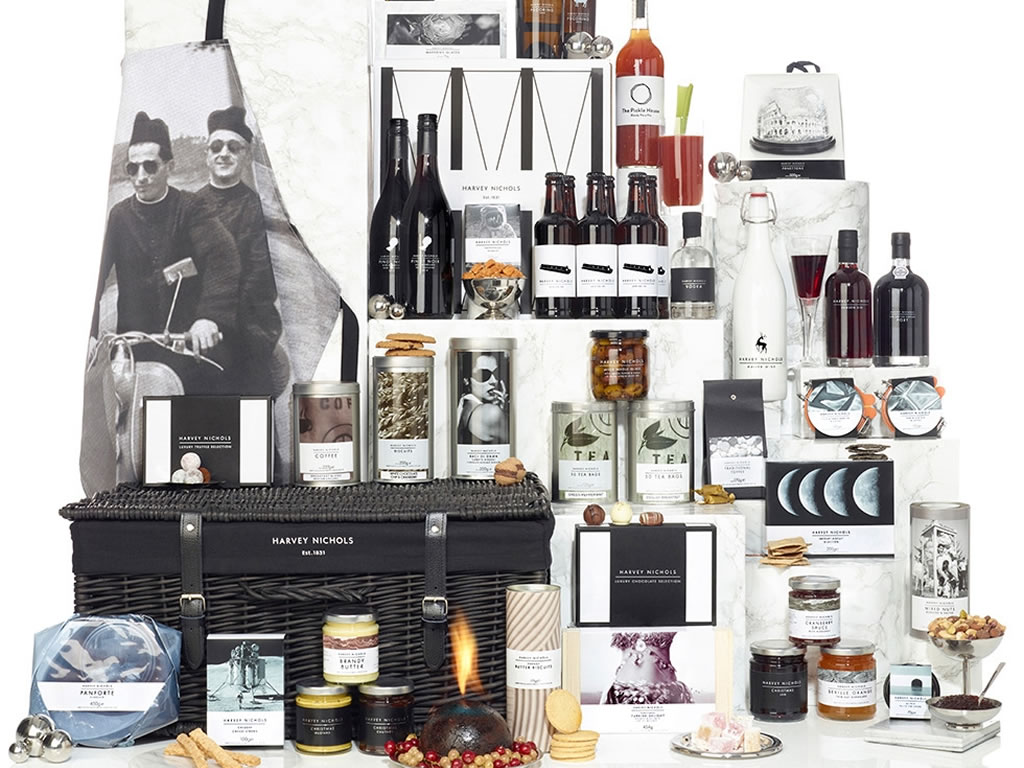 Harvey Nichols' Festive Feast Hamper